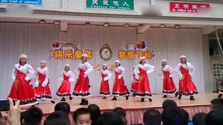 【小木屋】小风帆艺术幼儿园教师舞蹈