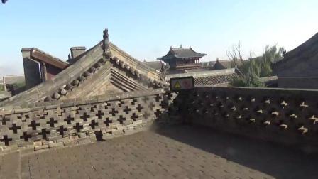 平遥县衙大仙楼