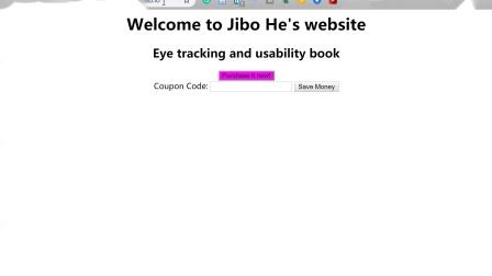 通过JavaScript , HTML和MouseFlow做AB测试,在github.io发布网页