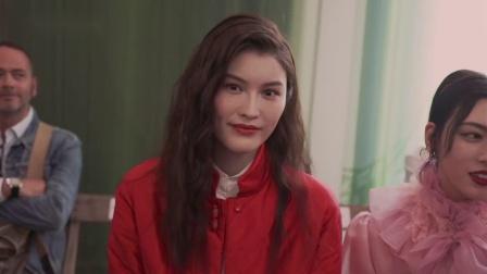 侯佩岑著迷夏姿蕾絲系列 曾馨瑩推薦姐姐謝金燕表演這樣穿 2019巴黎時裝週 Vogue Taiwan