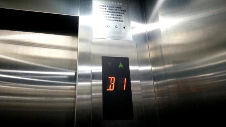 4号线十里铺站无障碍电梯