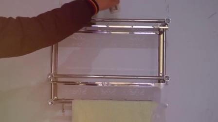 南京麦瑞罗永新水平重型旋转货架s商店展柜大全图片防护栏的功能
