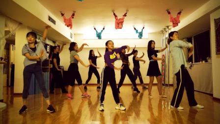 唯舞道美琦导师最新舞蹈视频简单易学现代舞《野狼disco》