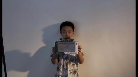 陈旻渊课时积分礼物99式坦克模型 深圳智趣未来音乐教育
