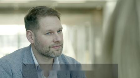 区域客户经理Jakob Nielsen的日常工作