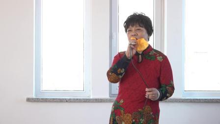 天津杨柳青三经路社区夕阳美艺术团同庆祖国70华诞联欢会