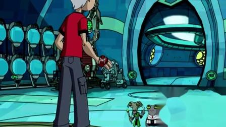 少年骇客:阿兹米斯分解阿贝多的超能仪,阿贝多被困了