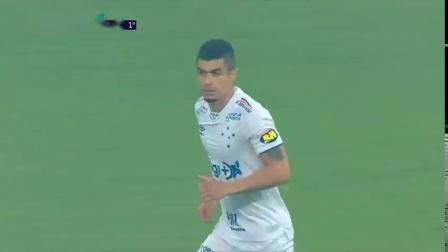 巴西全国甲级联赛第二十四轮克鲁塞罗0:0弗卢米嫩塞