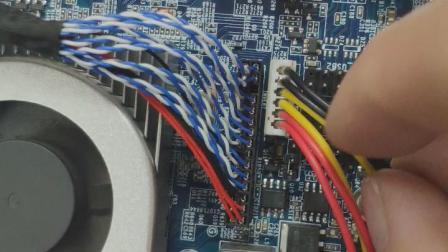 1037u主板lvds设置以及内部接线说明BIOS设置等