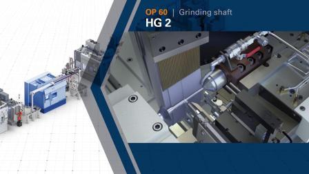 埃马克涡轮增压器生产系统