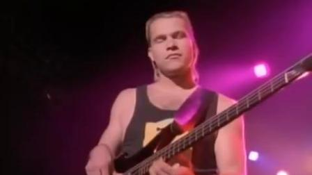 Vail Johnson Bass Solo Kenny G Live 1989
