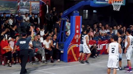 第六届下门杯篮球邀请赛首日十佳球