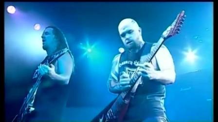 Slayer Live 2002 Montreux Jazz Festival - Switzerland