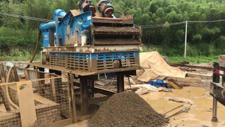 重庆环保洗砂生产线多少钱