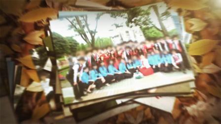 pr素材 ae素材 972怀旧问下的同学聚会片头电子相册MV视频ae模板 毕业视频 联谊会