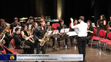Orchestra de Saxofones do DAO 1
