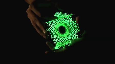 【花切欣赏】纸牌花式界的新时代——LED可充电牌块