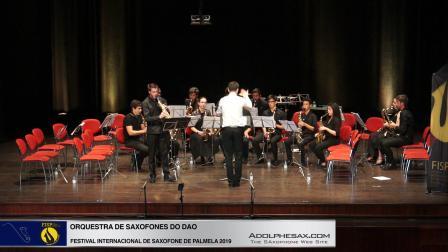 Orchestra de Saxofones do DAO
