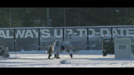 """瑞典萨伯JAS-39""""鹰狮""""战斗机"""