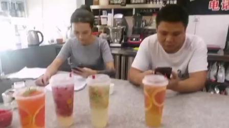 奶茶加盟店十大品牌