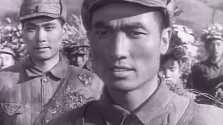 电影《七天七夜》二连战士完成了阻击任务,结尾这段精彩!