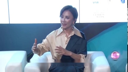 主理品牌再登上海時裝周 劉嘉玲感激工作人員辛勞