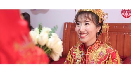 20191012孙东昌&于惠婚礼快剪大海婚礼庆典礼仪策划
