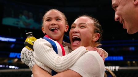 妈妈是冠军:我想让女儿见证这一切,让她知道人生就是坚持拼搏