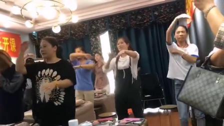 杨波老师商丘培训现场