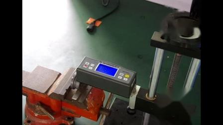 表面粗糙度仪SRT-6200_测量塑料件操作视频