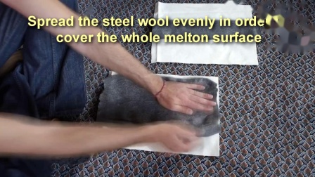 How to build an orgone blanket