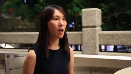 港中大对话会上江苏扬州女生怒怼乱港学生:希望给他们一面镜子照照自己