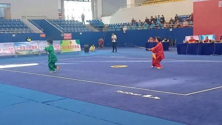 42式太极剑四川全运会。
