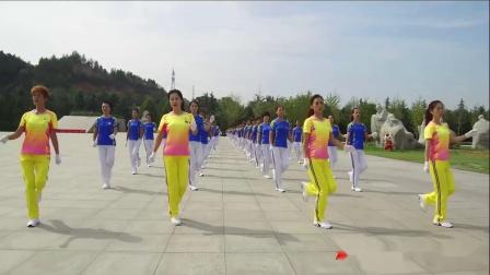 中国梦之队快乐之舞第16套健身操精英版