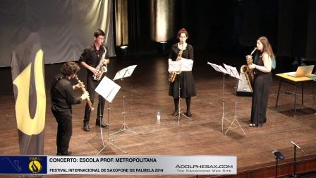 Concert - Escola Prof Metropolitana