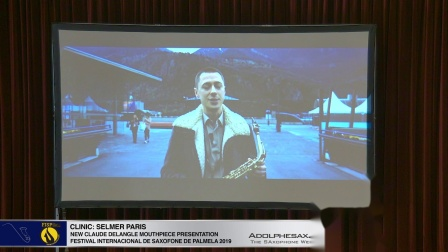 Presentation -Selmer Claude Delangle MP