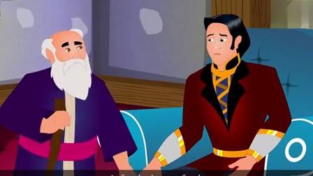 童话故事动画-儿童睡前故事-忠实的王子