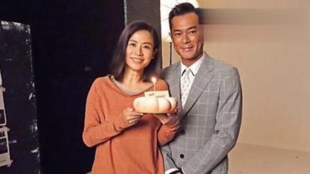 古天乐送蛋糕补祝宣萱生日, 两人时隔17年再合作
