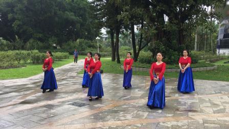 蒙古舞贊歌習舞
