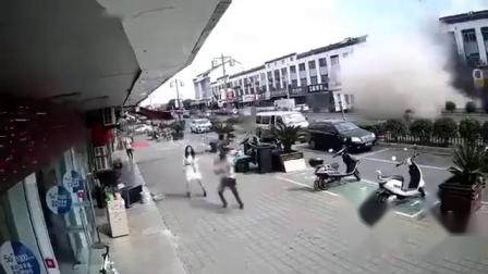 无锡小吃店发生爆炸,15人送医6人死亡