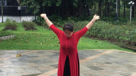獨舞練習蒙古舞贊歌