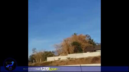 UFO fleet seen in Southern Utah