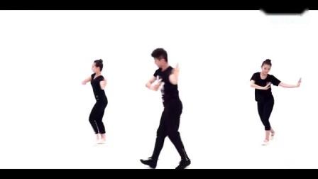 青年舞蹈家邓斌原创作品《我的祖国》背面演示_标清