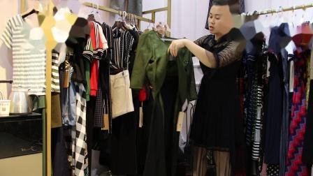 2019年最新精品女装批发服装批发时尚服饰时尚女士新款夏装套装两件套特价20件起