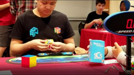 [1:51.38] [1:57.35 Mean] Rubik's Cube 7x7 --- Mudd Fall 2019