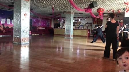 灵武市舞厅练舞视频