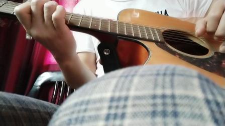 我的吉他弹唱(多年以后)