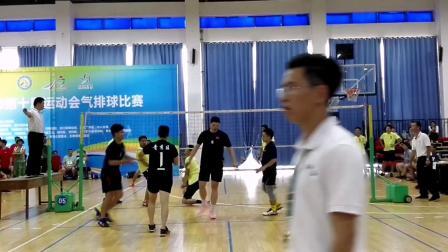 南宁市第十届运动会气排球比赛青秀区精彩集锦