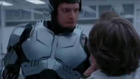 《机器战警》预告片(2014)