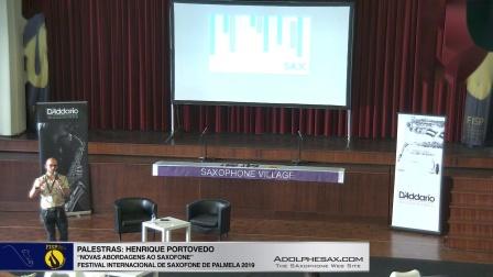FIS Palmela - Enrique Portovedo Talk